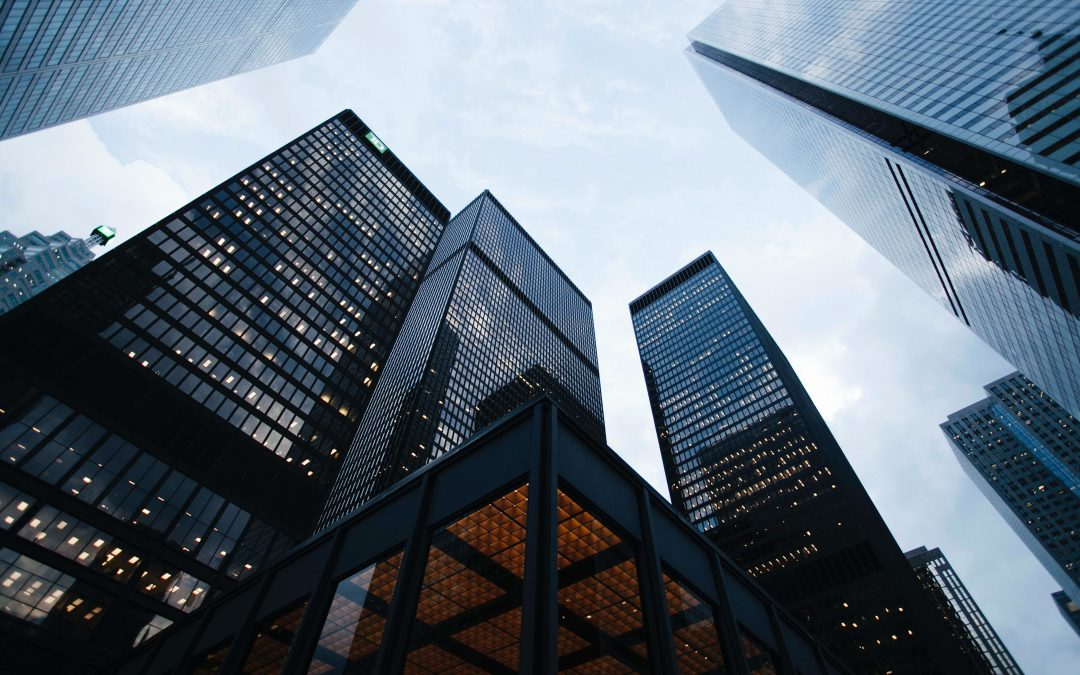 Commercial real estate properties.